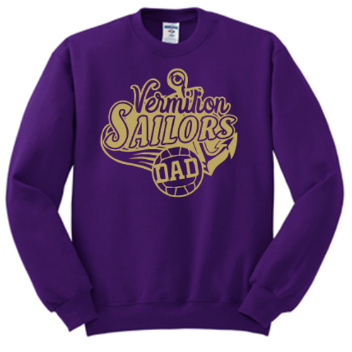 New 2020  Unisex or Youth Sailor Camp Gold Logo
