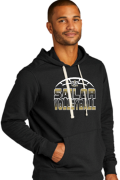 Volleyball Fashion Hoodie  Unisex or Youth