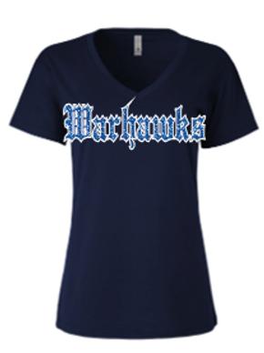 Premium Ladies V-Neck  T-shirt