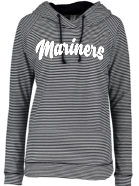 Mariner Ladies Lightweight Fleece Hoodie