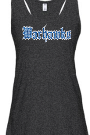 Premium Ladies Glitter flow Tanks