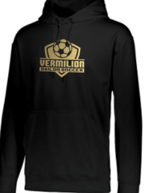 Soccer  Performance Hoodie   Unisex or Youth