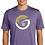 Thumbnail: Golf Heathered Performance Unisex T-shirt