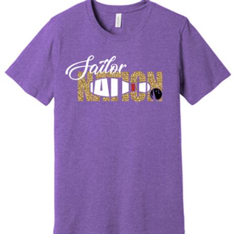 Sailor Nation Bowling T Shirt