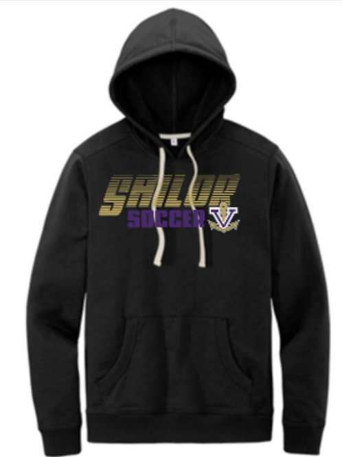 Soccer Fashion Hoodie  Unisex or Youth