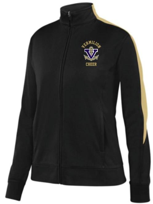 Cheer Warm UP Jacket and Pant Set Ladies Fit 24397AU