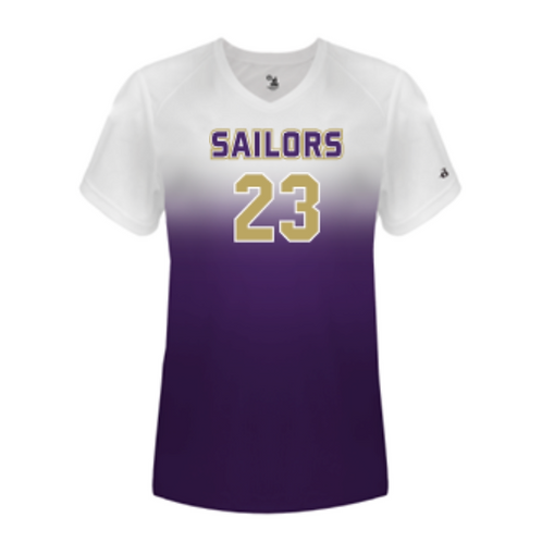 Sailorway Middle School Uniform Jersey 36