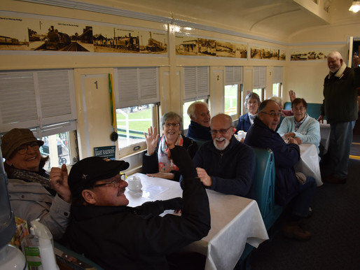 Milang Railway Carraiges - Jul 21