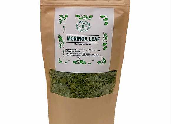 Organic super green moringa leaves