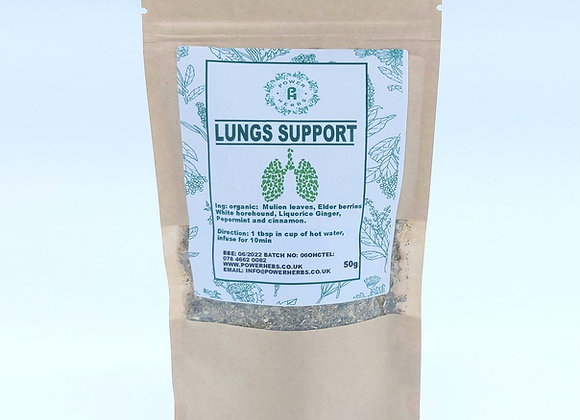 LUNGS SUPPORT TEA