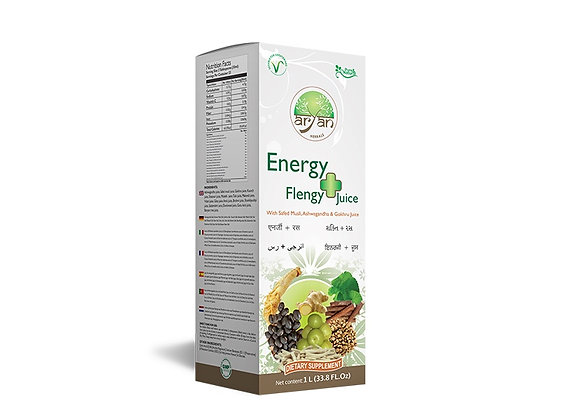 Energy plus juice 1L