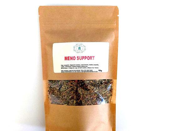 Meno support tea