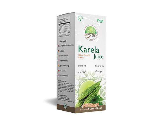 Karela (Bitter gourd/ Bitter Melon) Juice 1000