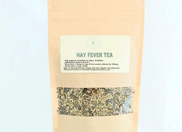 HAYFEVER  TEA