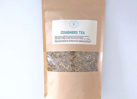 COUGHERS TEA