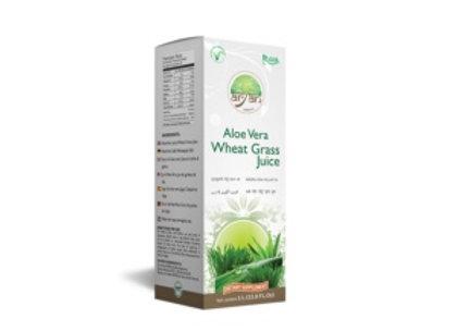 Aloe Vera Wheat Grass Juice 1000ml