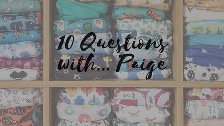 10 questions with Paige