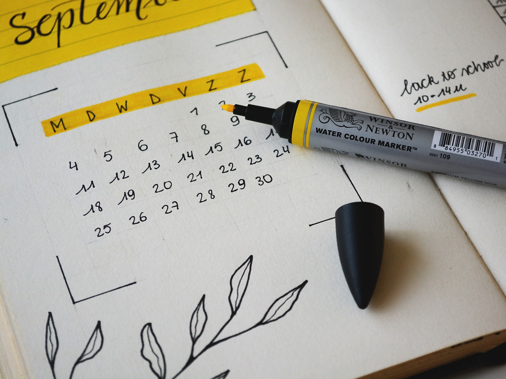 ovulation calendar when trying to conceive