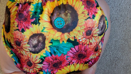 Buttons Diapers - cloth nappy review