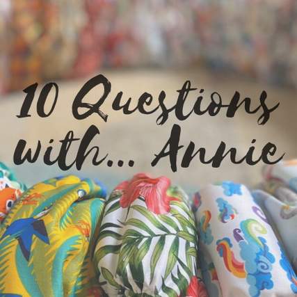 10 questions with Annie