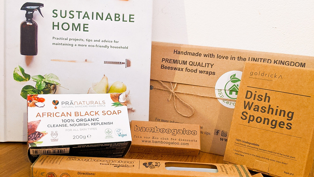 Eco swaps for a sustainable home