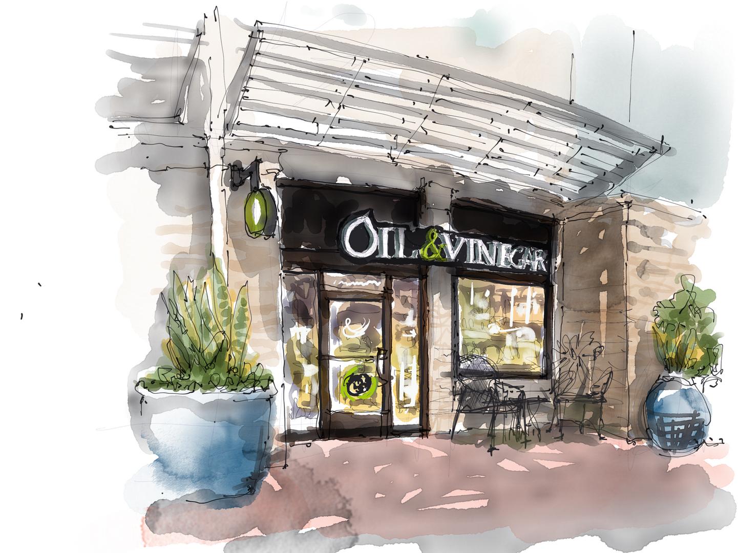 Oil & Vinegar, Plano, TX