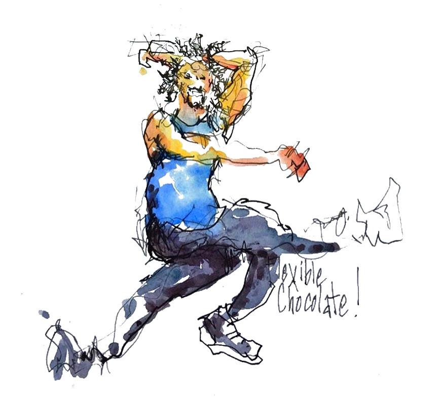 Philadelphia Breakdancer