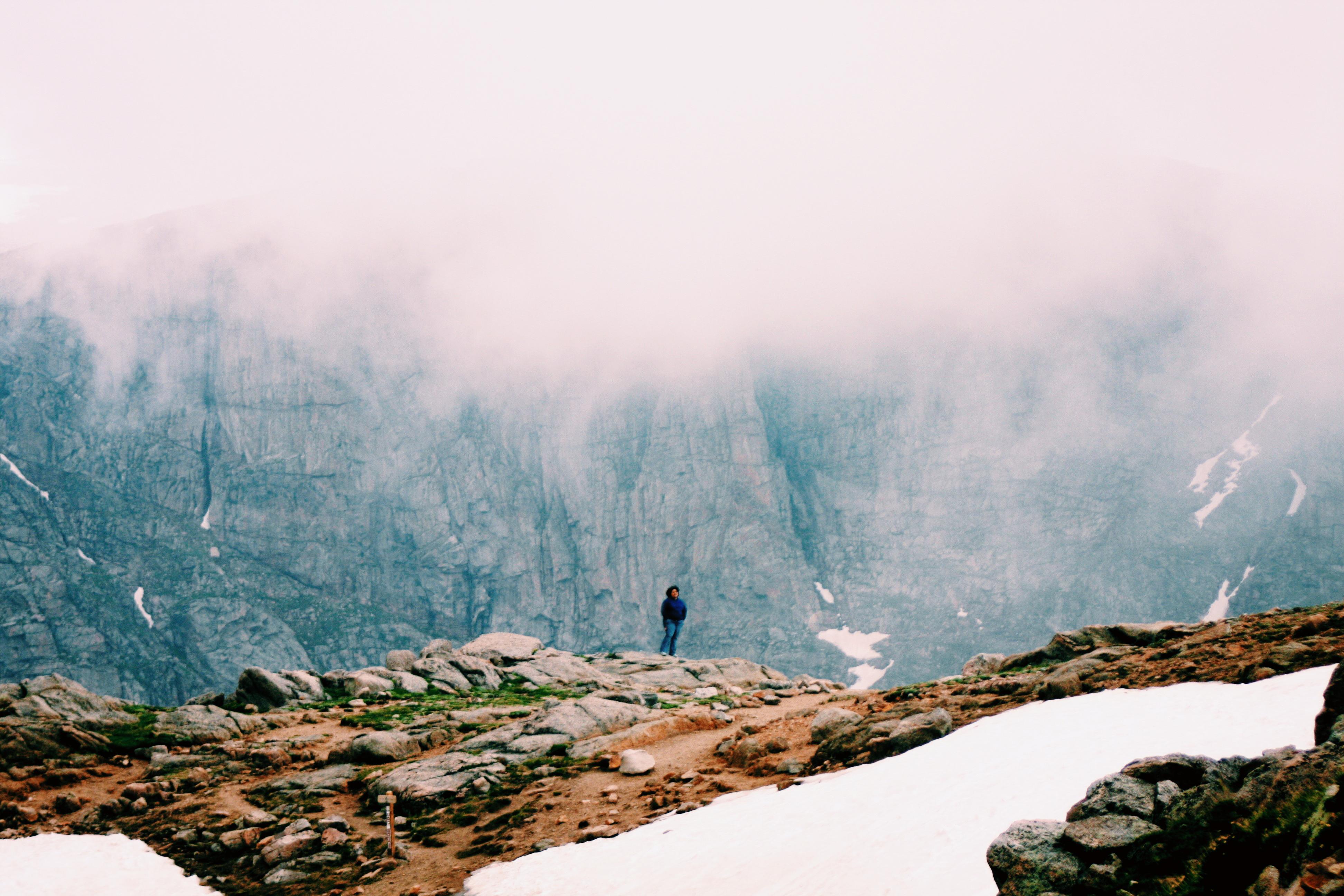 Mount Evans, Colorado