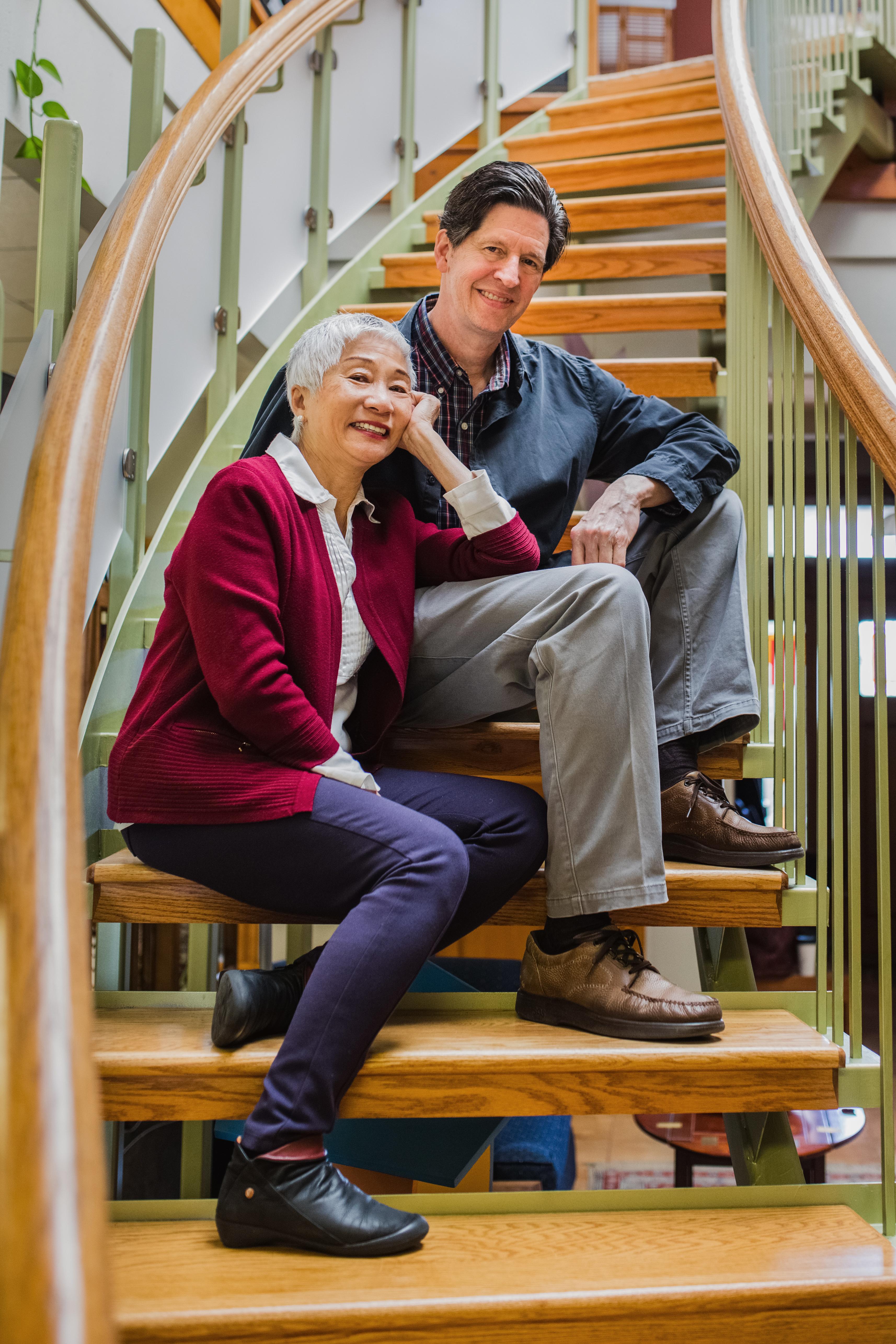 Stella Yu & David Griggs