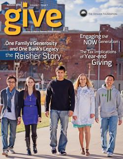 Give Magazine Fall 2012
