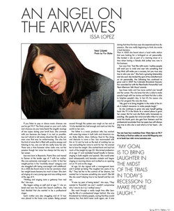 Issa Lopez for Develo Magazine