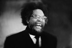 Cornel West Smiling Portrait Final