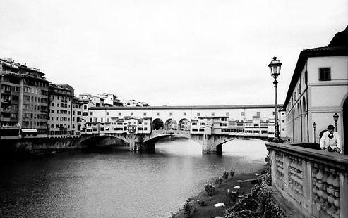 Ponte Vecchio Florence Italy bridge