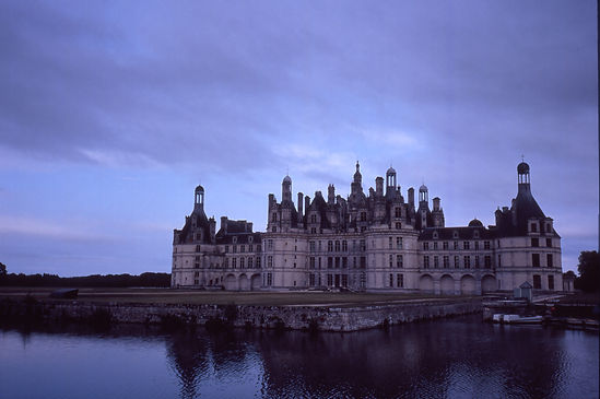 Chambord France Summer Home Castle