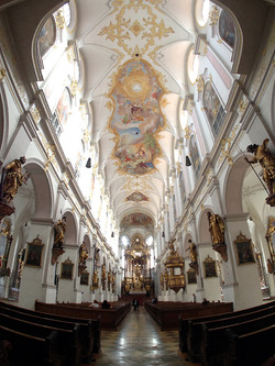 St. Peter's, Munich