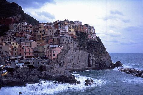 Cinque Terra Manarola Italy
