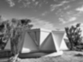 Mid-Century Modern Desert