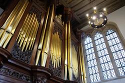 St Peter Ad Vincula Royal Chapel, London