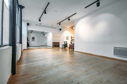 Studio Baretto - Paris 11e