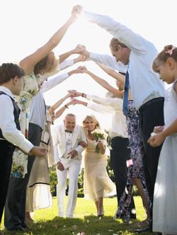 Mariage et amis