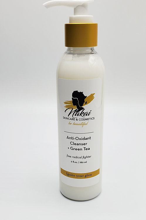 Anti-Oxidant Cleanser + Green Tea