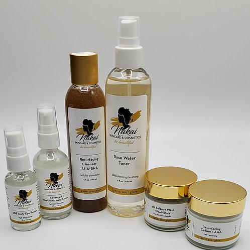 The Skin Repairing Package