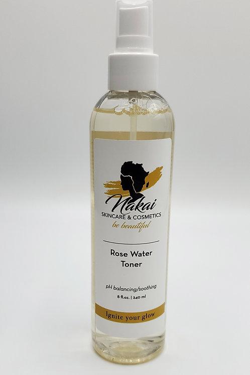 Advanced Rose Water Toner
