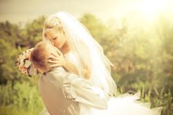 Mariage ensoleillé