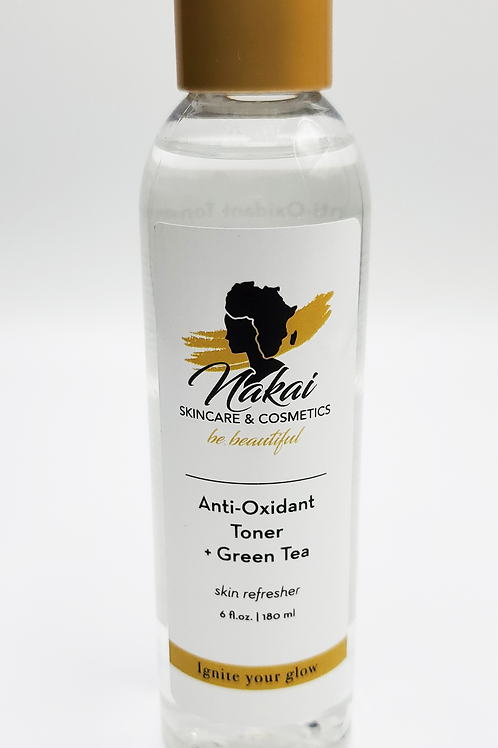 Anti-Oxidant Toner + Green Tea