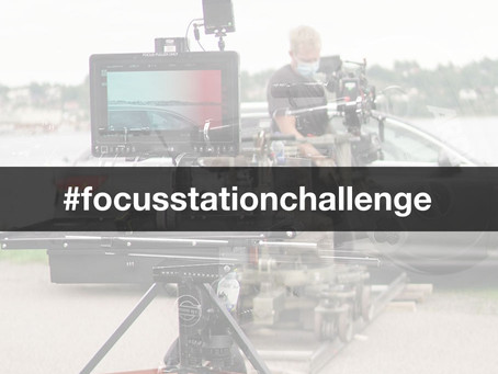 Next challenge is on: #focusstationchallenge