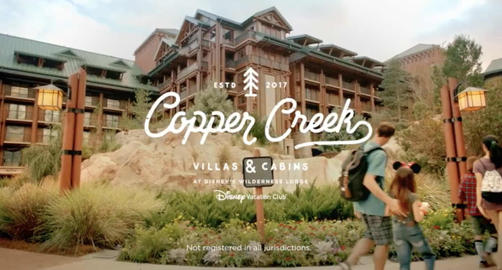 Copper Creek - Disney Resorts