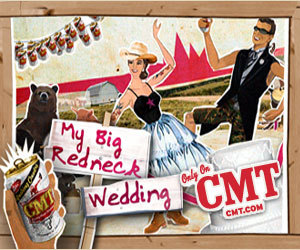 MY BIG REDNECK WEDDING - CMT