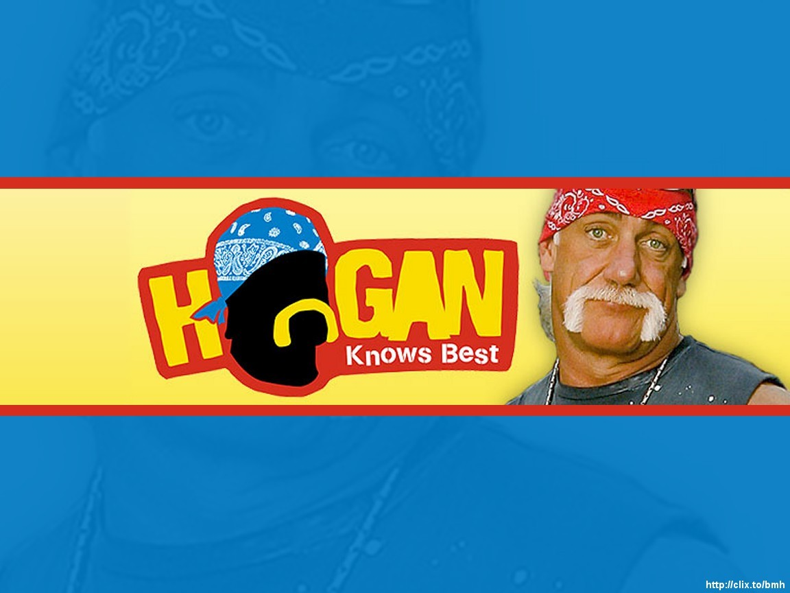 HOGAN KNOWS BEST - VH1