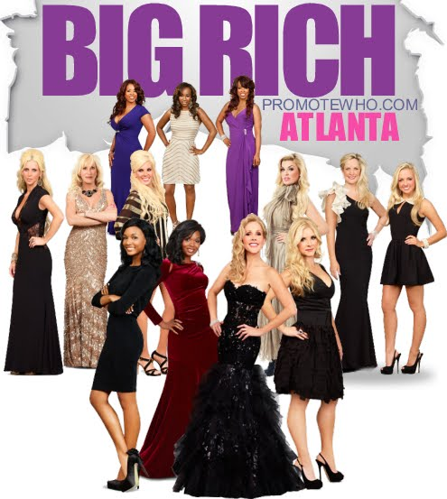 BIG RICH ATLANTA - STYLE NETWORK